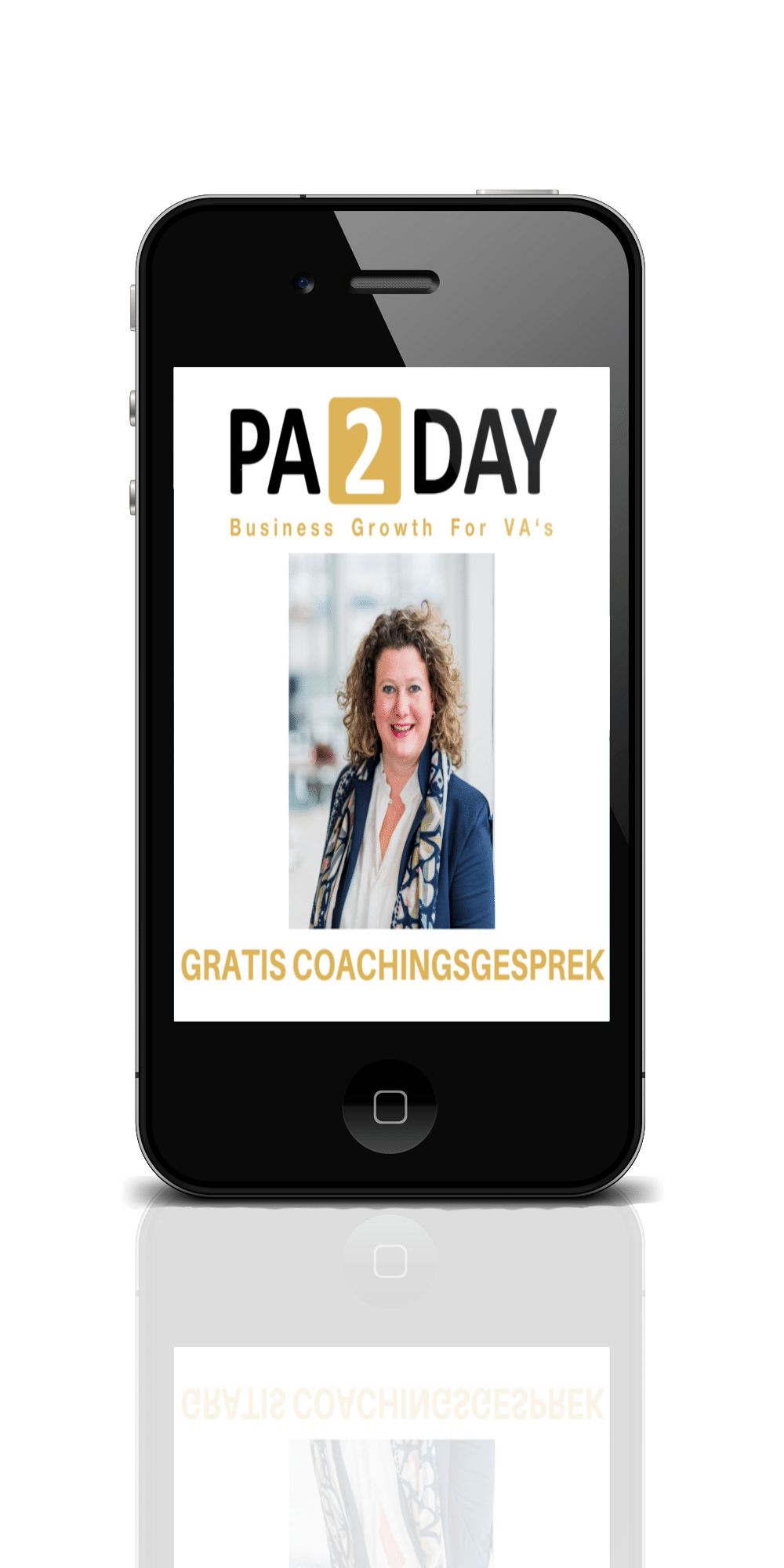 PA2DAY Gratis coachingsgesprek